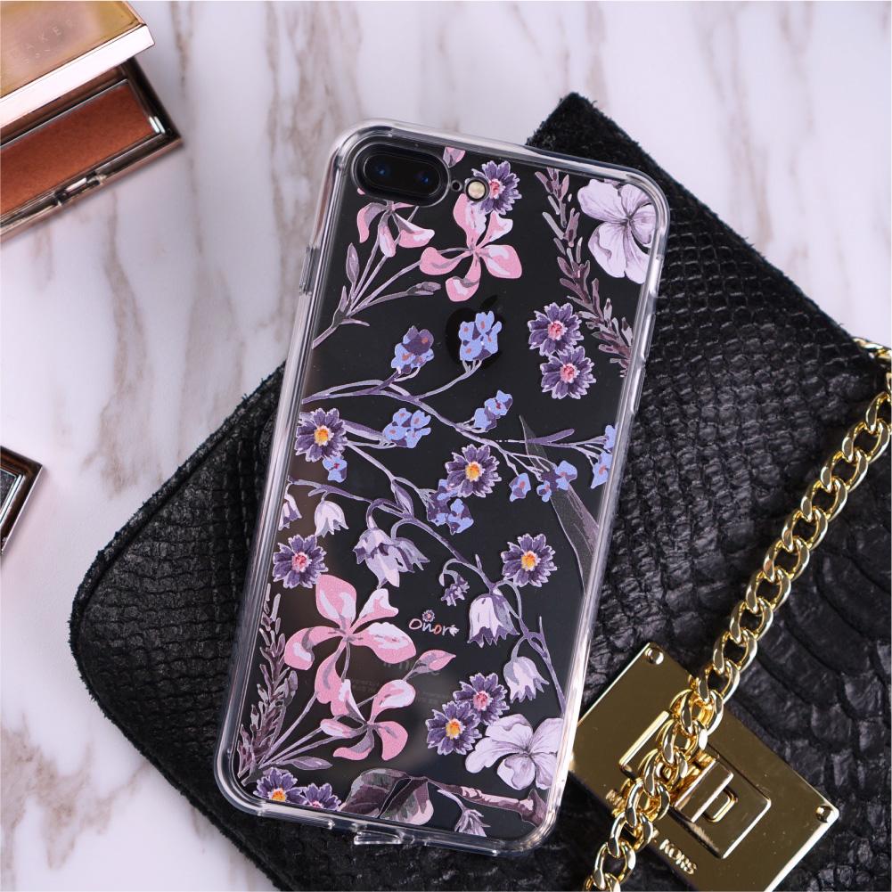 Flora【Larkspur Garden】Crystals Phone Case-2