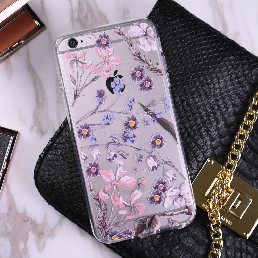 Flora【Larkspur Garden】Crystals Phone Case-3