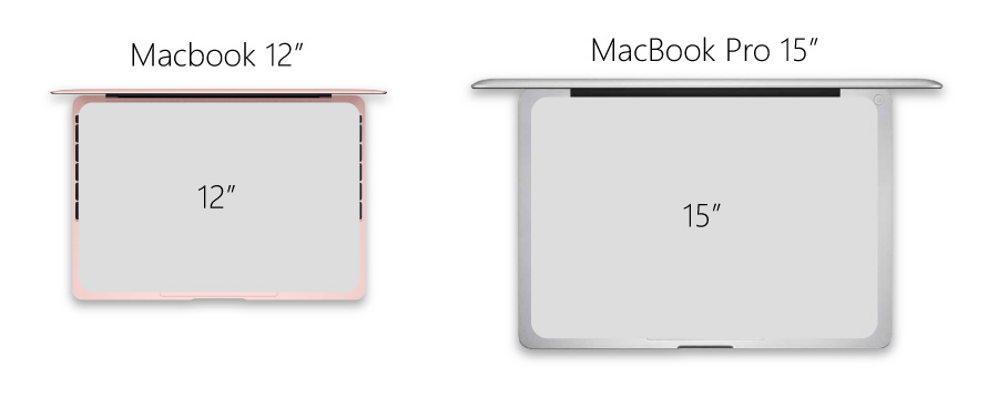 適合MacBook Pro 12吋-Onor超級擦拭布