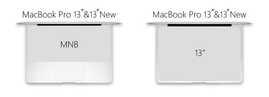 適合MacBook Pro 13吋-Onor超級擦拭布