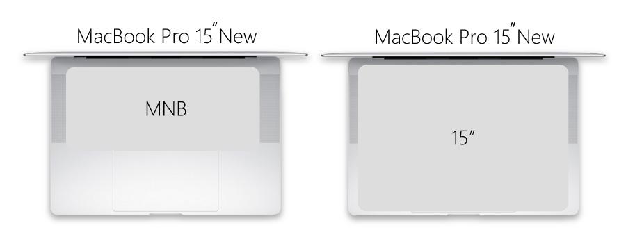 適合MacBook Pro 15 new吋-Onor超級擦拭布